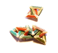 Beading In London And More Triangles