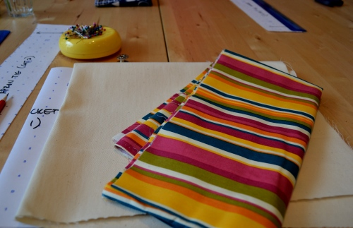 A Is For Another Apron :: Getting started