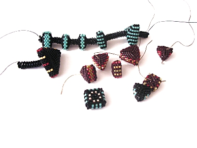Geometric Beadwork Series
