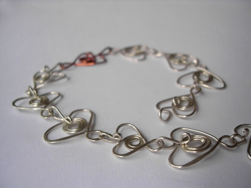 Wirework Heart Motifs