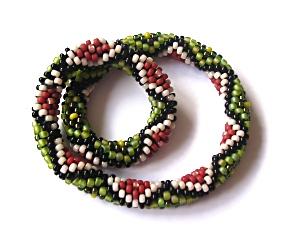 Jeanpowercom Bead Crochet Eye Rope